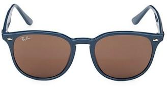 Ray-Ban 53MM Square Aviator Sunglasses