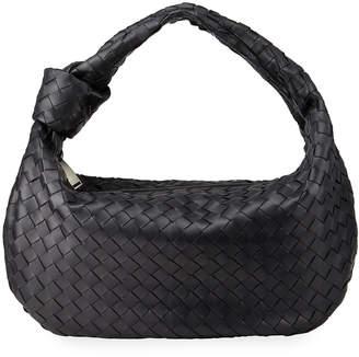 Bottega Veneta Jodie Small Napa Intrecciato Hobo Bag