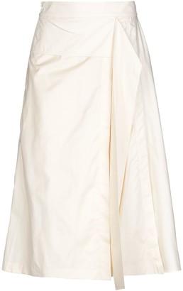 Sportmax 3/4 length skirts