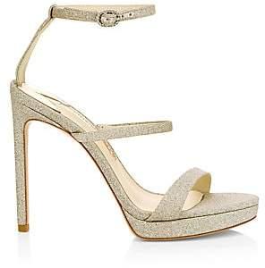 Sophia Webster Women's Rosalind Platform Glitter Sandals