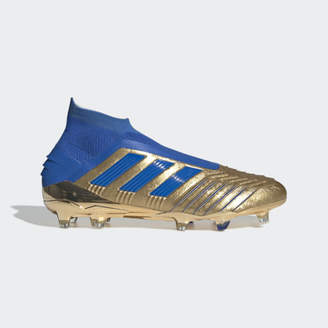 adidas Predator 19+ Firm Ground Cleats