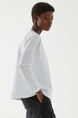 Cos Relaxed Cotton Top