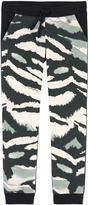 Roberto Cavalli Printed tracksuit pants