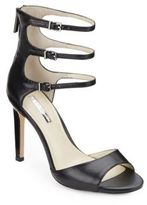 BCBGeneration Chevonne Ankle Strap Leather Pumps