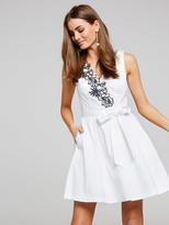 Portmans Juliet Embroidery Dress