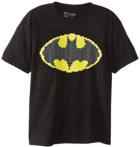 Lego Big Boys' Batman Logo M