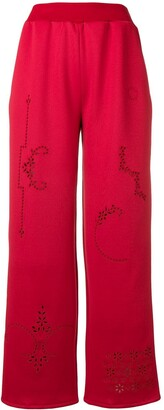 Stella McCartney Panelled Cut Out Trousers