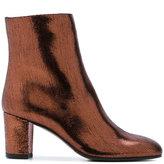 L'Autre Chose zipped boots - women - Calf Leather/Leather/rubber - 36