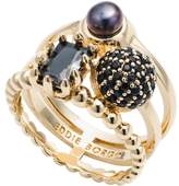 Eddie Borgo Women's Collage Trend Ring