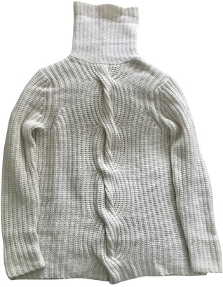 Eric Bompard White Cashmere Knitwear for Women