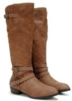 Madden-Girl Women's Opus Wide Calf Riding Boot