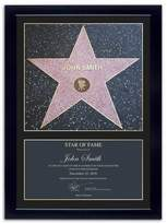 Very Personalised Star Frame Picture