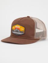 Vans Wirth Mens Trucker Hat