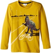 Paul Smith Dino Printed Tee Shirt Boy's T Shirt