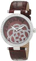 Cacharel Women's Quartz Watch CLD 001S-UU with Leather Strap