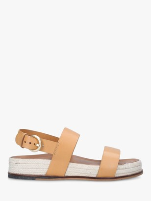 Carvela Kin Leather Sandals, Tan