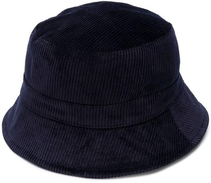 YMC ribbed sun hat