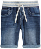 Imperial Star Knit Bermuda Shorts, Big Girls (7-16)