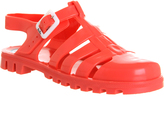 JuJu Maxi Low Jelly Shoes