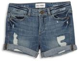 DL Premium Denim Toddler's, Little Girl's, & Girl's Piper Cuffed Shorts