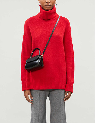 Whistles Knitted roll-neck jumper