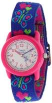 Timex Children's Hearts and Butterflies Stretch Band Watch Watches