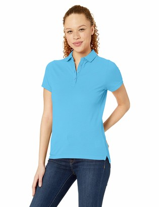 Helly Hansen Women's Crew Cotton Pique 2 Polo Fitted Shirt