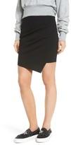 Soprano Women's Cross Front Miniskirt