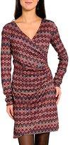 Smash Wear Women's Avelina Vestido Estampado Con Fruncido-A1682310 Cover up