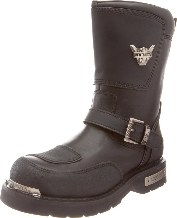 Harley Davidson Footwear Harley-Davidson Men's Shift Motorcycle Boot