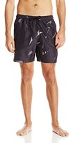 Theory Men's Cosmos Shatter Print Short
