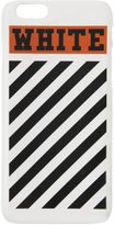 Off-White Off White Striped Iphone 6 Case