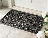 Williams-Sonoma Fleur-de-lys Rubber Doormats and Stair Treads