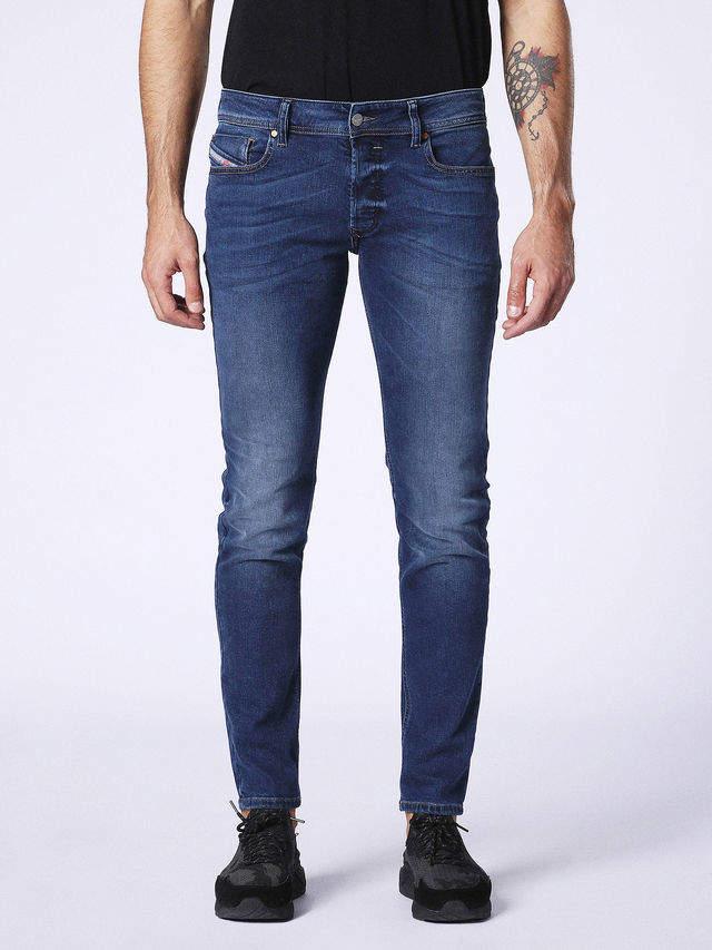 Diesel SLEENKER Jeans 084NW - Blue - 26