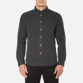 Edwin Men's Standard Shirt Black/White