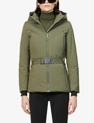Fusalp Nanssil hooded shell jacket