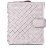Bottega Veneta Intrecciato small leather wallet