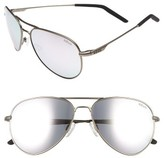Revo Men's Observer 58Mm Sunglasses - Gunmetal/ Stealth