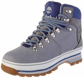 Timberland Euro Hiker Fabric and Leather Waterproof Women's Chukka Boots