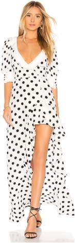 For Love & Lemons Lexington Maxi Dress