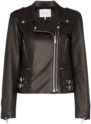 Frame Classic Biker Jacket