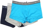 Michael Kors Ultimate Cotton Stretch Trunk 3-Pack