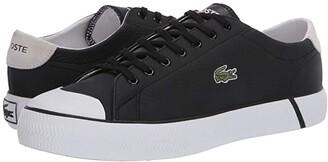 Lacoste Gripshot 120 5 (Black/Off-White) Men's Shoes