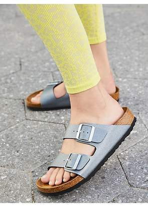 Birkenstock Arizona Icy Metallic Sandal at Free People