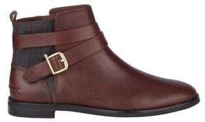 Sperry Seaport Shackle Leather Booties