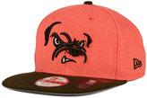 New Era Cleveland Browns Logo Grand 9FIFTY Snapback Cap