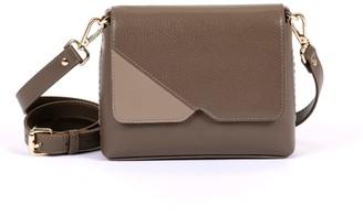 Hiva Atelier Mini Mare Leather Bag Mink & Sand
