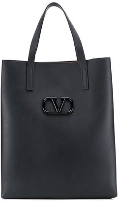 Valentino Logo Tote Bag