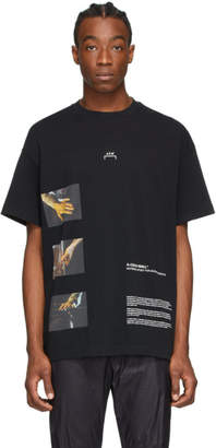 A-Cold-Wall* A Cold Wall* Black Glass Blower T-Shirt