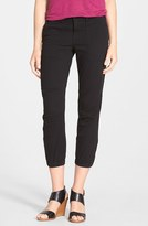 Sanctuary Petite Women's 'Peace Trooper' Crop Cargo Pants
